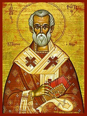 SAINT PHOTIUS THE GREAT, PATRIARCH OF CONSTANTINOPLE