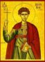 SAINT JOHN THE NEW MARTYR, FROM MONEMVASIA, GREECE