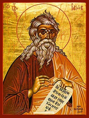 HOLY PROPHET JACOB, THE PATRIARCH