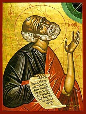HOLY PROPHET JONAH