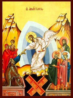 RESURRECTION (CHRIST' S DESCENT INTO HELL)