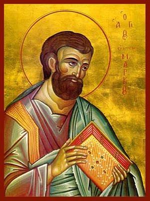 APOSTLE AND EYANGELIST SAINT MARK