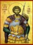 SAINT THEODORE THE GREAT MARTYR, STRATELATES OF HERACLEA