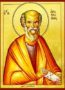 SAINT ARISTIDES THE PHILOSOPHER,OF ATHENS, GREECE