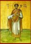 SAINT THEMISTOCLES, MARTYR, OF MYRA IN LYCIA, FULL BODY