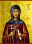 SAINT ANASTASIA THE PATRICIAN, OF ALEXANDRIA