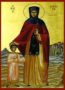 SAINT THEODORA OF ALEXANDRIA, FULL BODY