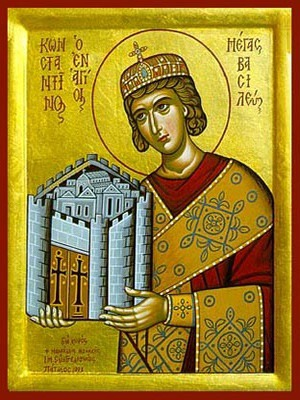 SAINT CONSTANTINE THE GREAT