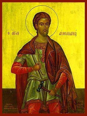 SAINT AEMILIAN