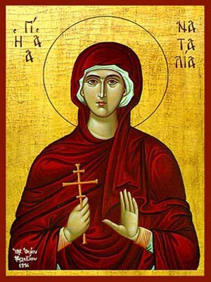 SAINT NATALIA, OF NICOMEDIA