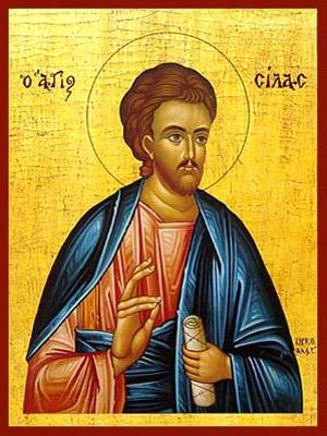 SAINT SILAS THE APOSTLE