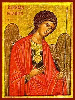 ARCHANGEL MICHAEL, SUPPLICATING