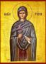 SAINT XENIA OF ROME