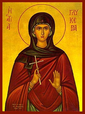 SAINT GLYCERIA, VIRGIN-MARTYR AT HERACLEA