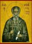 SAINT ATHANASIUS OF MOUNT ATHOS
