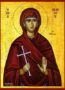 SAINT PHILOTHEA, NUN-MARTYR, OF ATHENS, GREECE