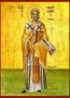 SAINT POLYCARP, HIEROMARTYR, BISHOP OF SMYRNA, FULL BODY