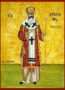 SAINT CHRYSOSTOM, NEW HIEROMARTYR, METROPOLITAN OF SMYRNA, FULL BODY