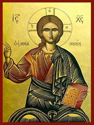 CHRIST BLESSING, EMMANUEL