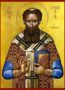 SAINT GREGORY PALAMAS, ARCHBISHOP OF THESSALONIKA, GREECE