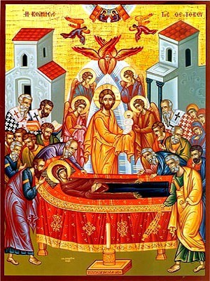 DORMITION OF THEOTOKOS