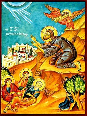PRAYER IN GETHSEMANE