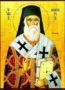 SAINT NECTARIUS, METROPOLITAN OF PENTAPOLIS