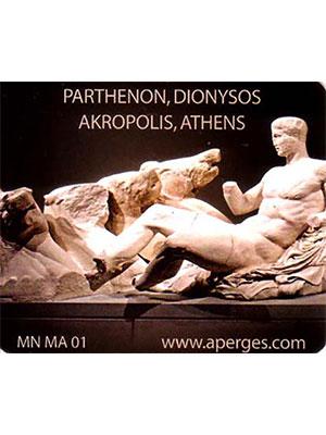 PARTHENON, DIONYSOS