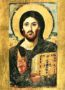 CHRIST BLESSING, PANTOCRATOR OF SINAI
