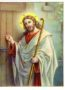 CHRIST, KNOCKING ON DOOR