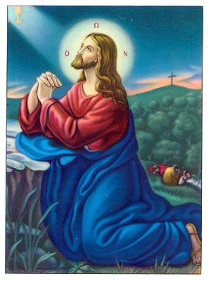 PRAYER IN GETHSEMANE