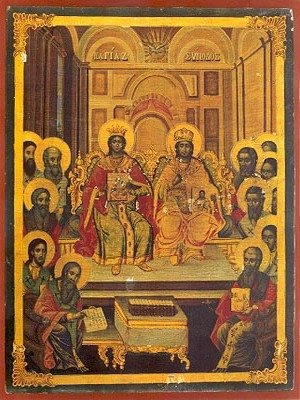 SEVENTH HOLY ECUMENICAL COUNCIL, AT NICE OF BITHYNIA