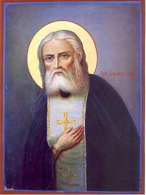 SAINT SERAPHIM, OF SAROV